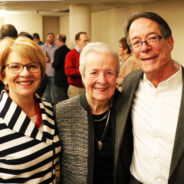 Insurance Trust's David Baird Honored at Retirement Party